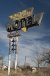 Motel on route 66