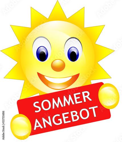 Sommer Angebot