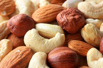 Смесь орехов для здорового питания
