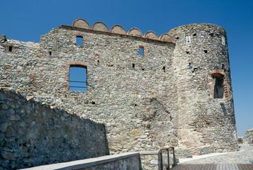 Devin castle ruins (864 - 15th century), Bratislava, Slovakia
