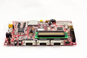 Electronic circuit testing Board