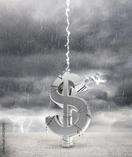 lightning in decay dollar