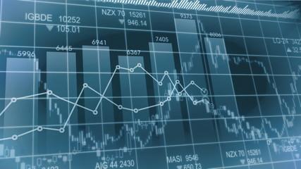 Financial diagrams