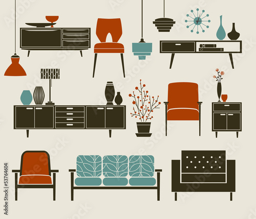 Retro Furniture and Home Accessories