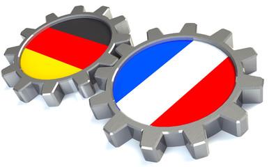 Deutschand Frankreich