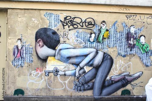 Graffiti - 53765296
