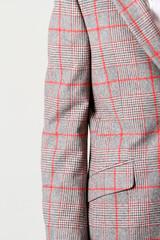 dettaglio di una giacca