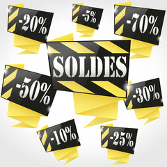 bulle origami cs5 : soldes -30 -50%