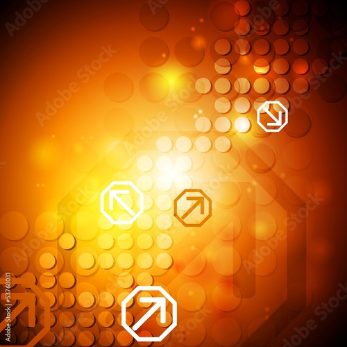 Abstract technology elegant background. Vector design eps 10
