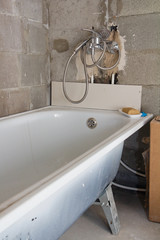 House improvement - bathroom installation