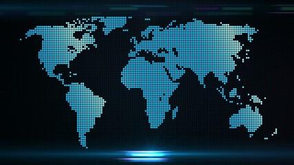 VID - World Map (I)