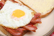 Bacon & Fried Egg Sandwich