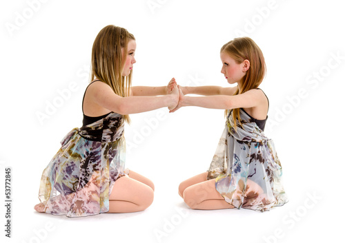 Sibling Lyrical Dance Sisters