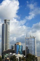 Skyscrapers Cluster