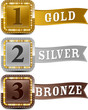 Prize labels
