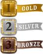 Prize labels