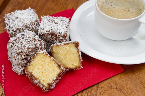 Lamingtons mit Cafe -2