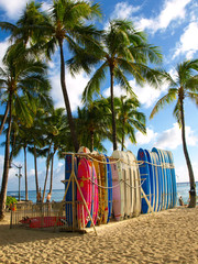 Waikiki Beach Surfboards