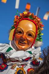 karneval fasnet maske
