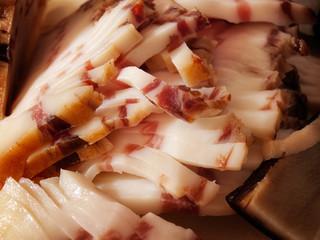 Domestic bacon