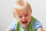 Little guy with some upset feelings