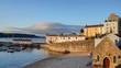 port de tenby au pays de galles