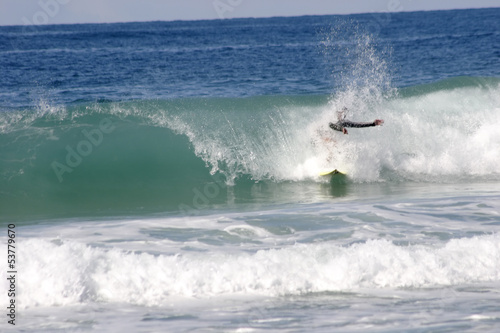 Surf splash