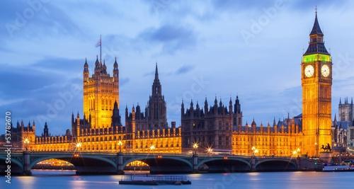 Fototapeta London Big ben