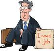 Needs a job