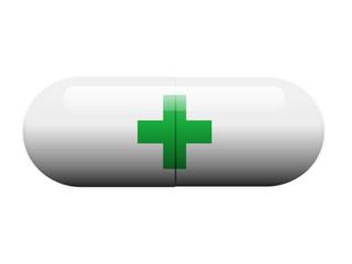 Green Cross pill