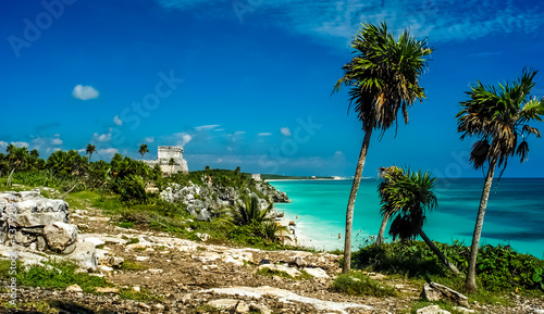 God of Winds Temple - Tulum