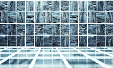 Background of beautiful modern luxury bathroom interior