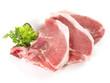 Durchwachsenes Schweinefleisch