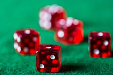 Gambling game, Dices