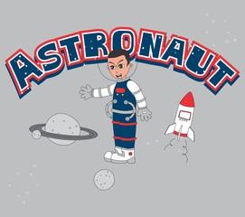 astronau guy
