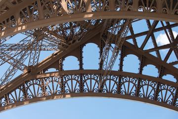 Tour Eiffel - détail