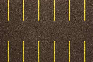 Asphalt parkinglot - Fake texture