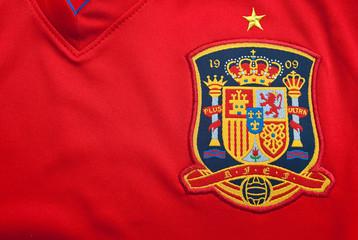 Camiseta Mundial 2010 España