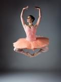 Female ballet dancer