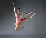 Female ballet dancer