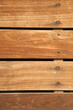 Frontal Wooden Deck