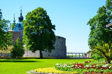 Kalmar castle view