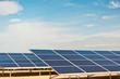 Solaranlage Solarzellen