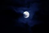 Fototapety full moon  big moon
