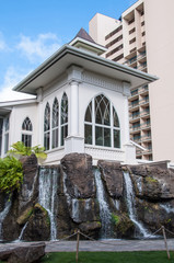 Waikiki wedding chapel