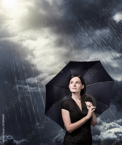 canvas print picture regen