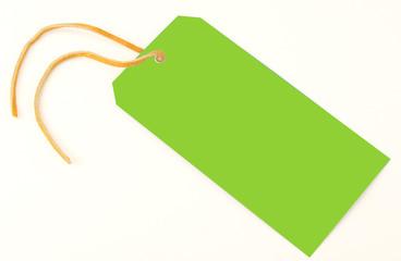 Green Tag