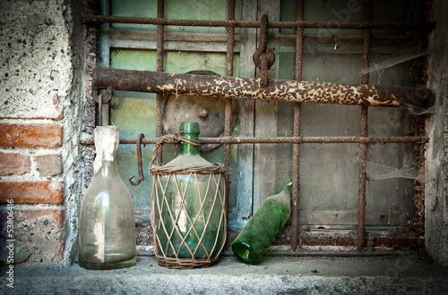 bottiglie antiche