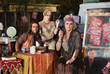 Serious Fortune Tellers poster