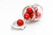 Glas mit Tomaten - Gemüse